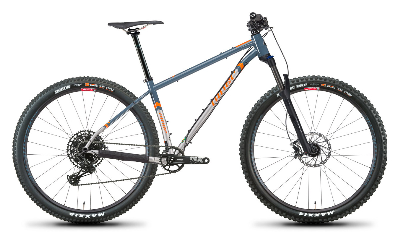 "SIR 9 2-STAR 29"" SLATE BLUE/ORANGE"