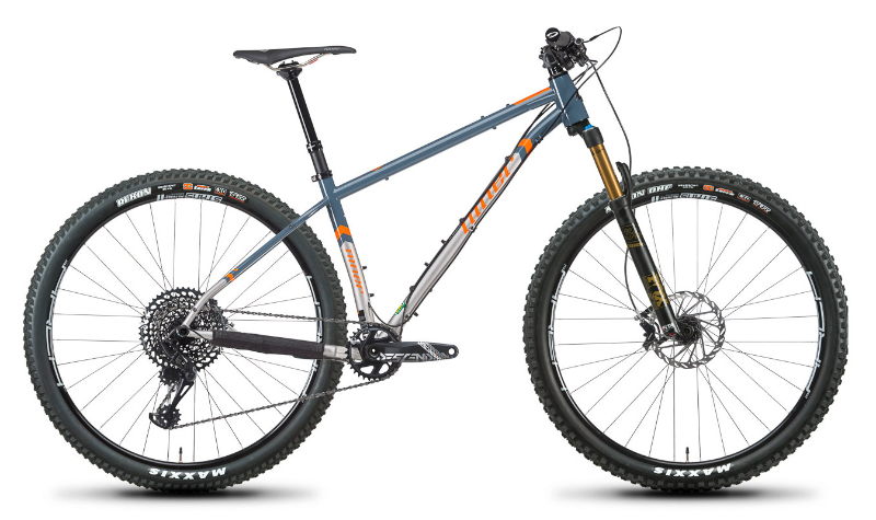 "SIR 9 3-STAR 29"" SLATE BLUE/ORANGE"