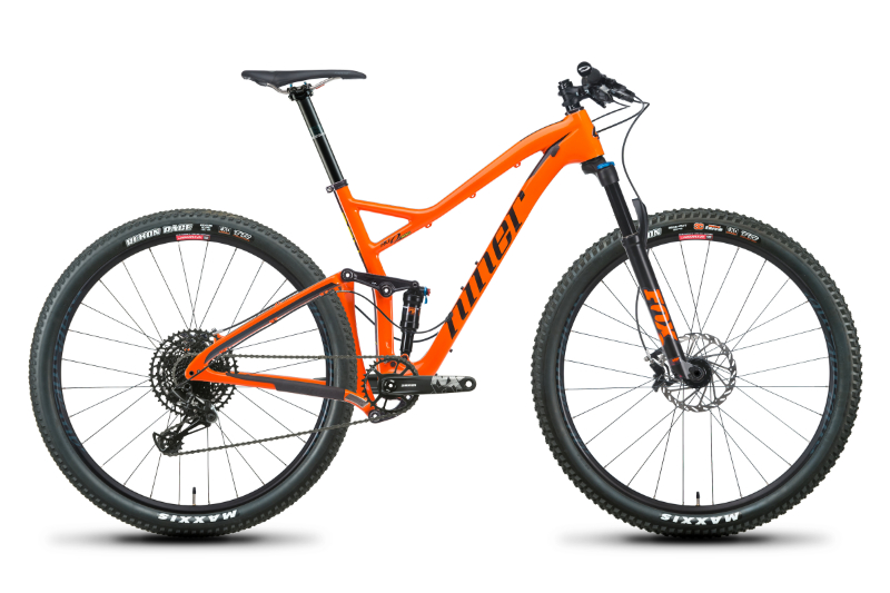 RKT 9 RDO 2-STAR ORANGE