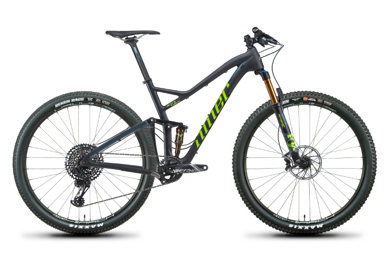 RKT 9 RDO 3-STAR BLACK/GREEN