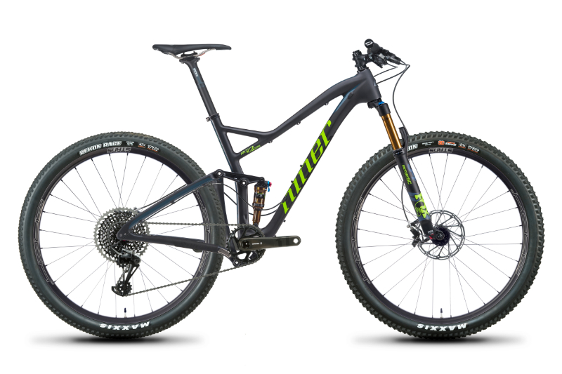 RKT 9 RDO 5-STAR BLACK/GREEN