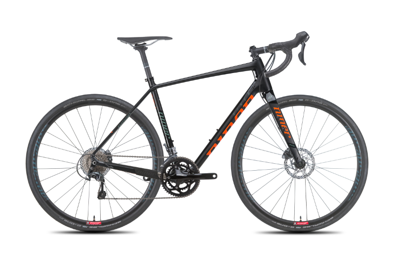 RLT 9 RDO 2-STAR ORANGE